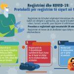 Regjistrimi dhe KOVID-19: Protokolli për regjistrim të sigurt në terren